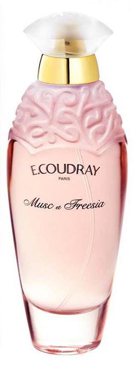 Туалетная вода E. Coudray Musc et Freesia для женщин  - edt 100 ml tester