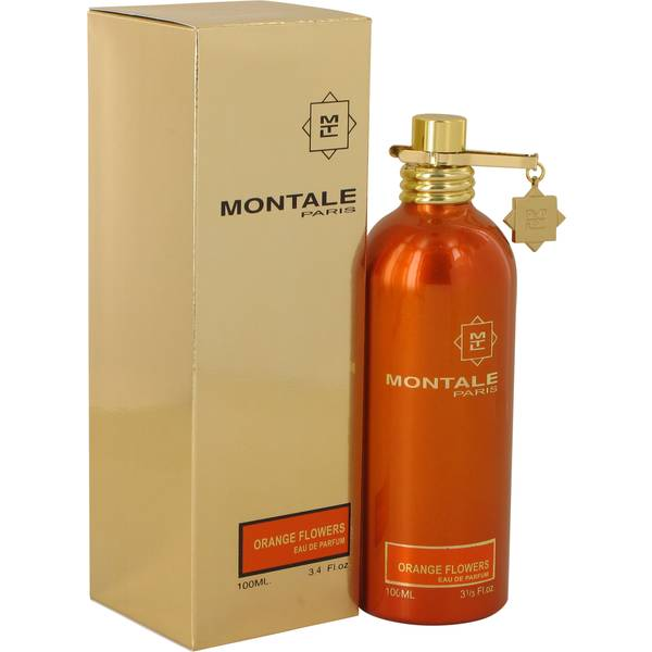 Парфюмированная вода Montale Orange Flowers для мужчин и женщин  - edp 100 ml