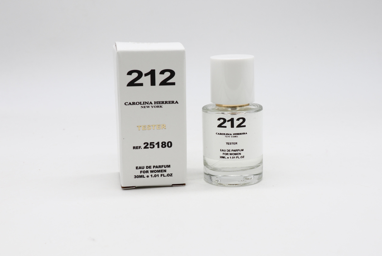 Carolina Herrera 212 For Women (тестер 30 ml)