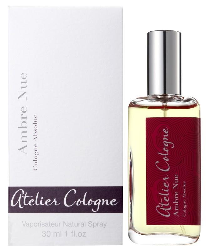 Одеколон Atelier Cologne Ambre Nue для мужчин и женщин  - edc 30 ml