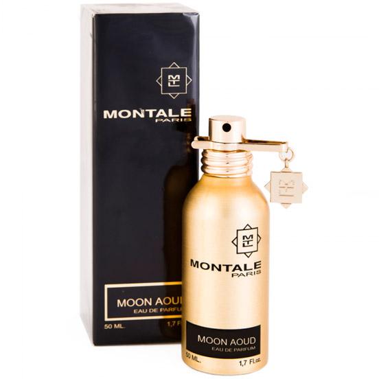 Парфюмированная вода Montale Moon Aoud для мужчин и женщин  - edp 50 ml