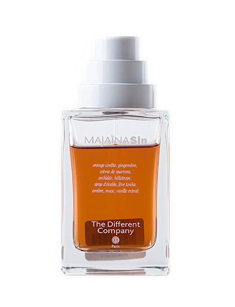 Парфюмированная вода The Different Company Majaina Sin унисекс  - edp 100 ml