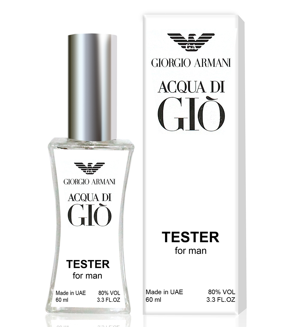 Тестер Giorgio Armani Acqua di Gio for Men (edp 60 ml)