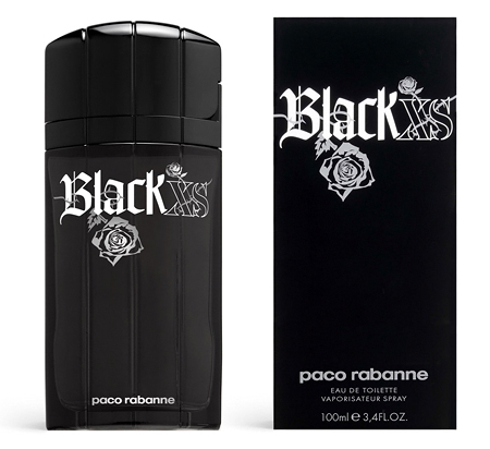 Туалетная вода Paco Rabanne Black XS (edt 100ml)