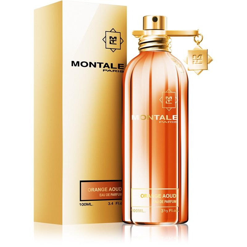 Парфюмированная вода Montale Orange Aoud для мужчин и женщин  - edp 100 ml