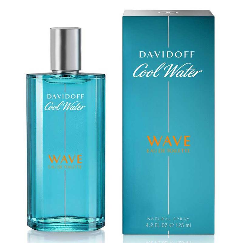 Туалетная вода Davidoff Cool Water Wave Man для мужчин  - edt 125 ml
