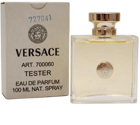 Парфюмированная вода Versace Pour Femme для женщин  - edp 100 ml tester