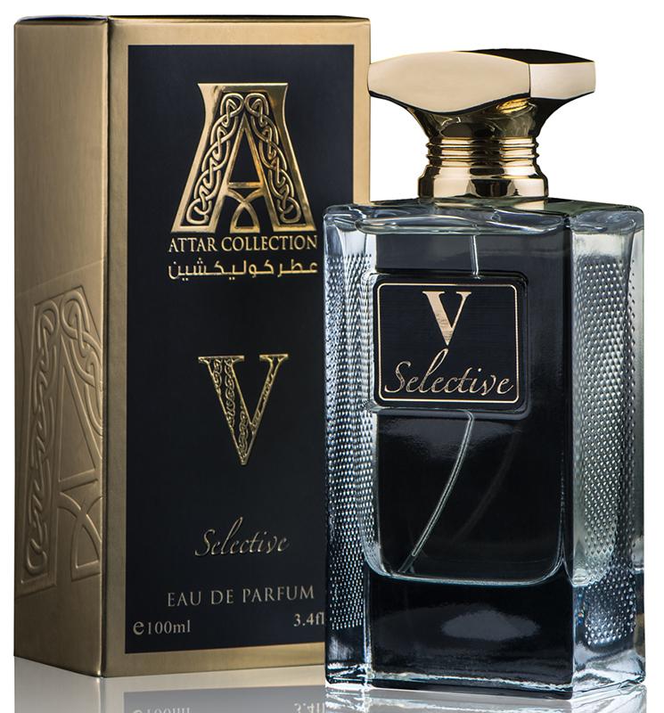 Парфюмированная вода Attar Collection Selective V для мужчин и женщин  - edp 100 ml