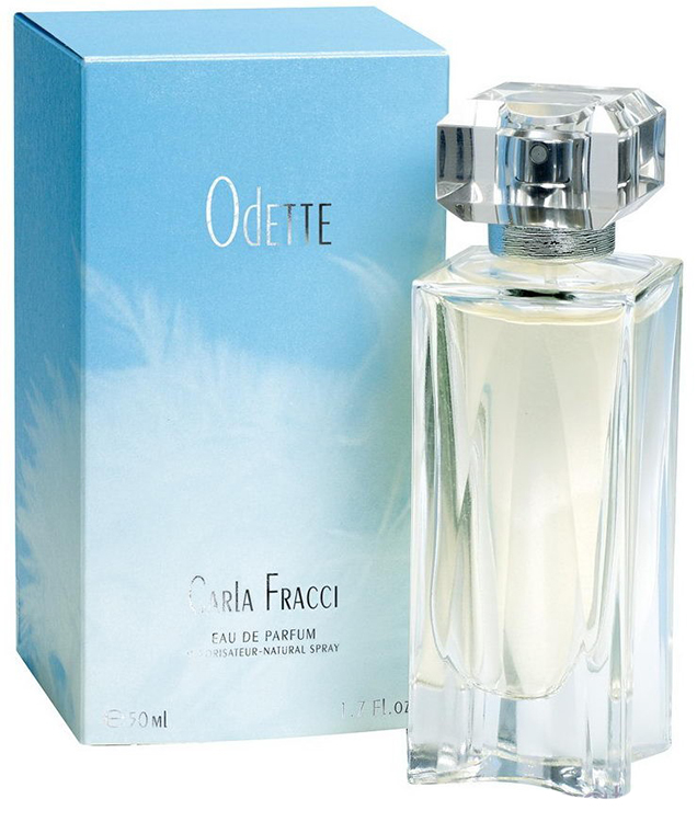 Парфюмированная вода Carla Fracci Odette для женщин  - edp 50 ml