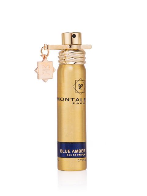 Парфюмированная вода Montale Blue Amber для мужчин и женщин  - edp 20 ml tester