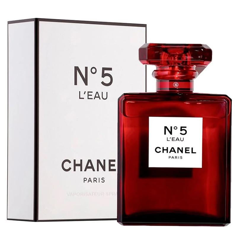 Туалетная вода Chanel No 5 L'Eau Red Edition (edp 100ml)