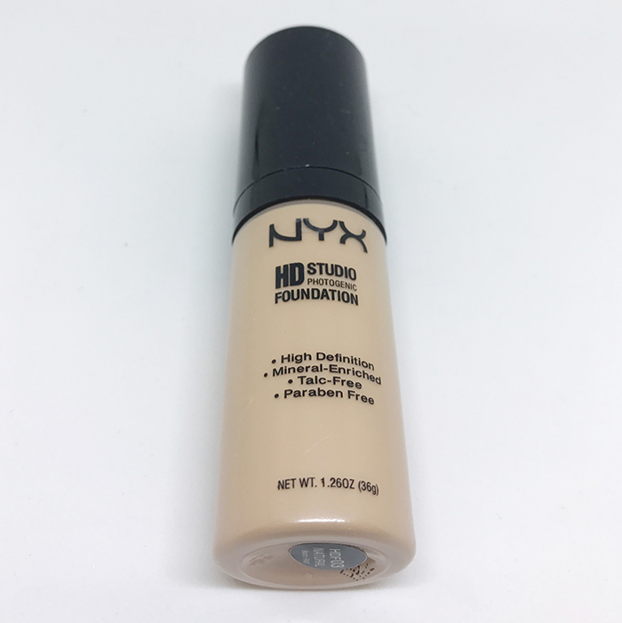 Тональный крем Nyx HD Studio Photogenic Foundation - Тональный крем Nyx HD Studio Photogenic Foundation 03