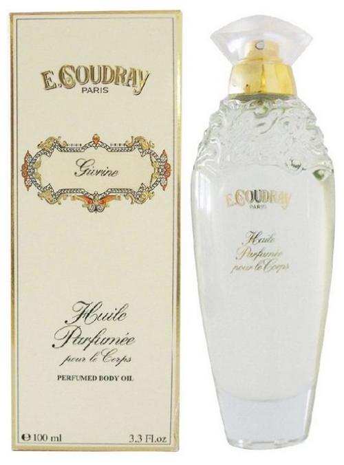 Туалетная вода E. Coudray Givrine для женщин  - edt 100 ml