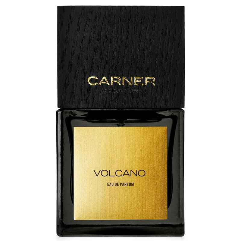 Парфюмированная вода Carner Barcelona Volcano для мужчин и женщин  - edp 50 ml