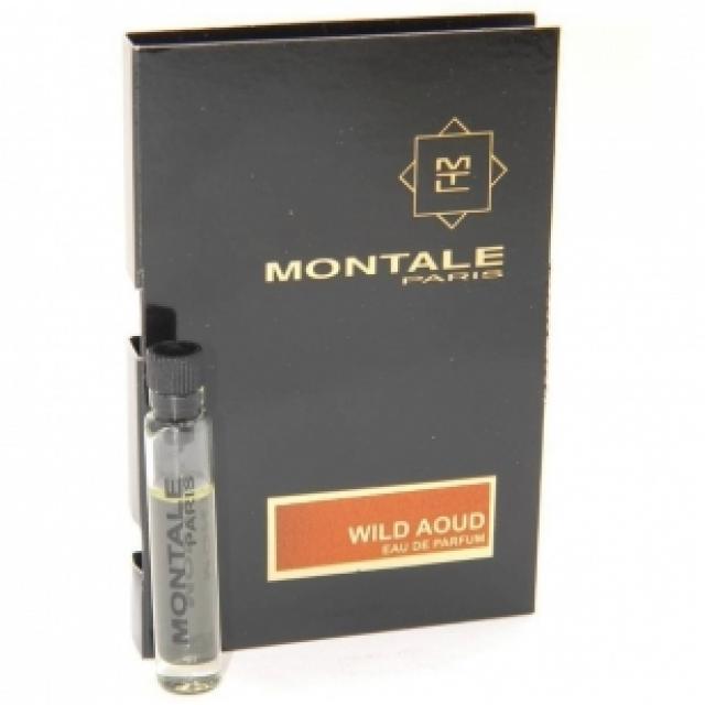 Парфюмированная вода Montale Wild Aoud для мужчин и женщин  - edp 2 ml vial