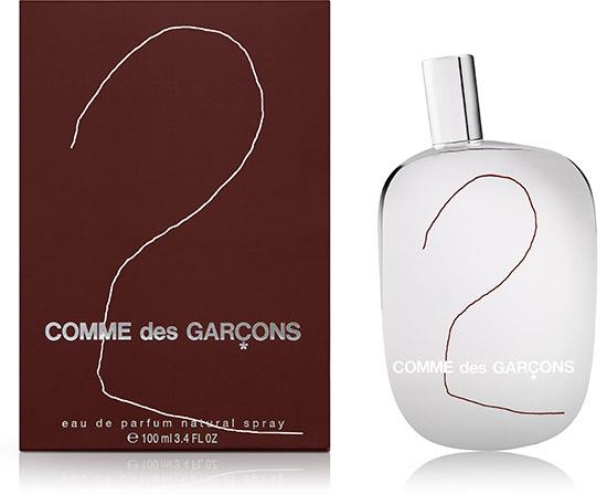 Парфюмированная вода Comme des Garcons 2 для женщин  - edp 50 ml