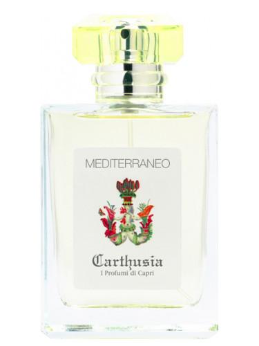 Туалетная вода Carthusia Mediterraneo для мужчин и женщин  - edt 100 ml tester