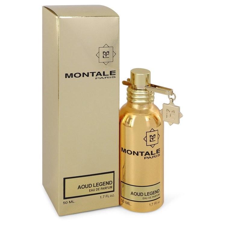 Парфюмированная вода Montale Aoud Legend для мужчин и женщин  - edp 50 ml