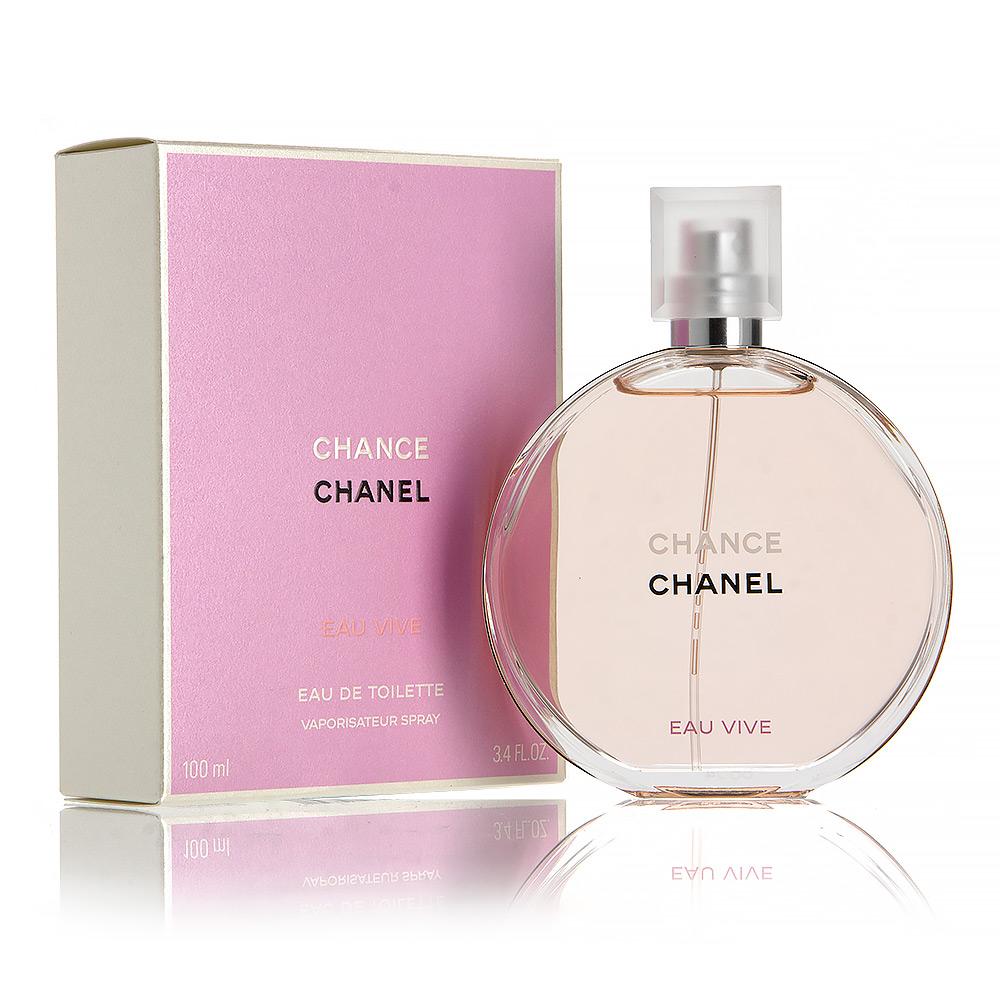 Туалетная вода Chanel Chance Eau Vive (edt 100ml)