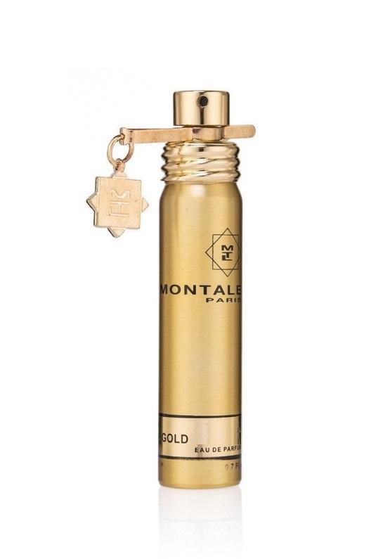 Парфюмированная вода Montale Aqua Gold для мужчин и женщин  - edp 20 ml