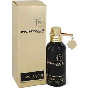 Парфюмированная вода Montale Aqua Gold для мужчин и женщин  - edp 50 ml