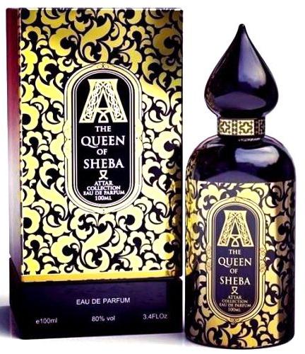Парфюмированная вода Attar Collection The Queen Of Sheba для мужчин и женщин  - edp 100 ml
