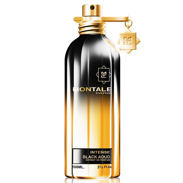 Парфюмированная вода Montale Black Aoud Intense для мужчин и женщин  - extrait  100 ml