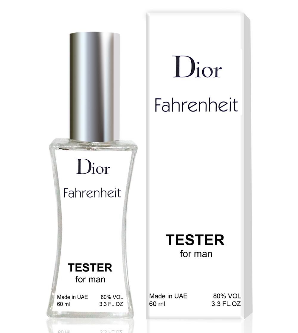 Тестер Christian Dior Fahrenheit (edp 60ml)