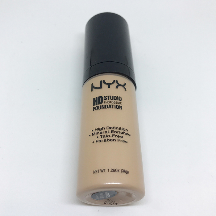 Тональный крем Nyx HD Studio Photogenic Foundation - Тональный крем Nyx HD Studio Photogenic Foundation 05