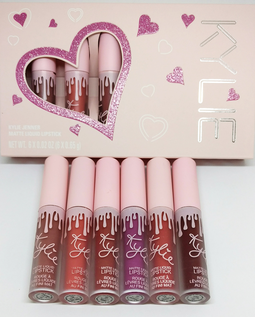 Набор помад Kylie Limited Edition Birthday Collection