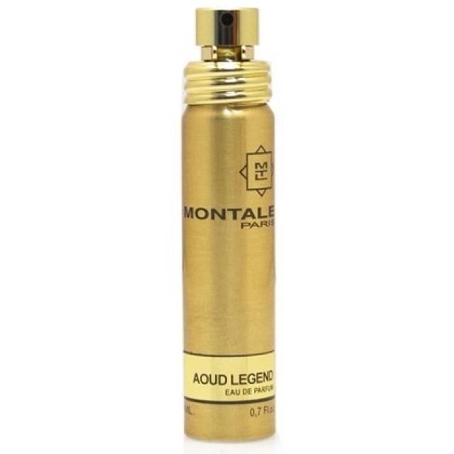 Парфюмированная вода Montale Aoud Legend для мужчин и женщин  - edp 20 ml tester