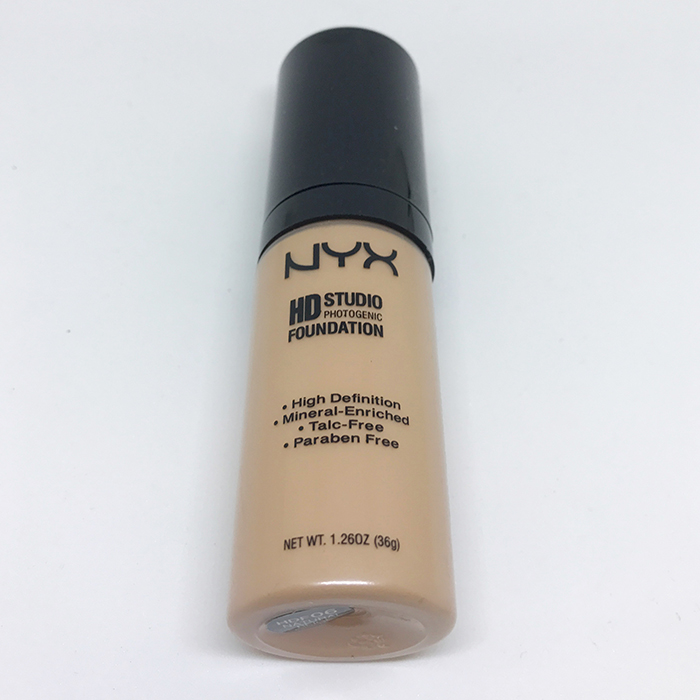 Тональный крем Nyx HD Studio Photogenic Foundation - Тональный крем Nyx HD Studio Photogenic Foundation 06