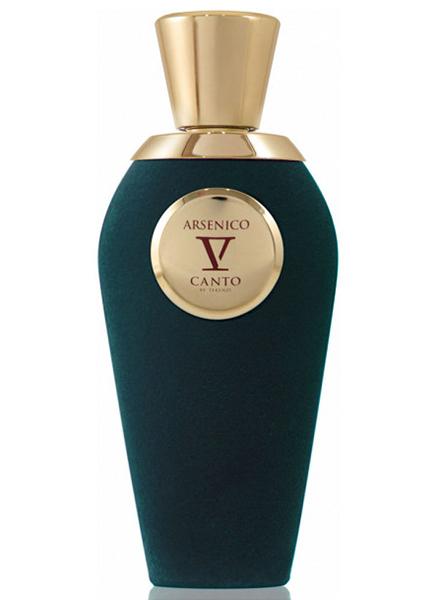 Парфюмированная вода V Canto Arsenico унисекс  - edp 100 ml tester