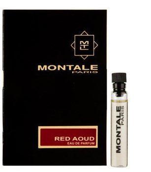 Парфюмированная вода Montale Red Aoud для мужчин и женщин  - edp 2 ml vial