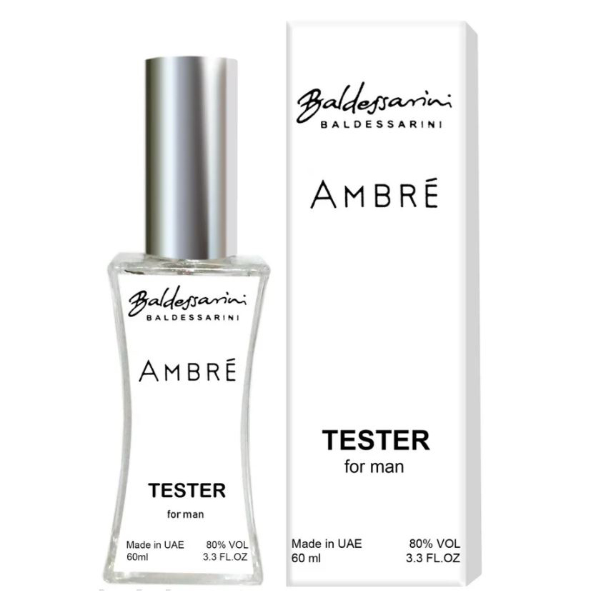 Тестер Baldessarini Ambre (edp 60 ml)