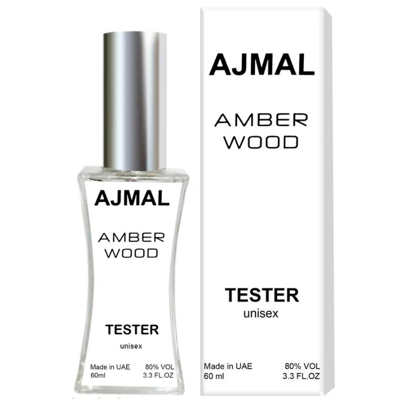 Тестер Ajmal Amber Wood (edp 60 ml)