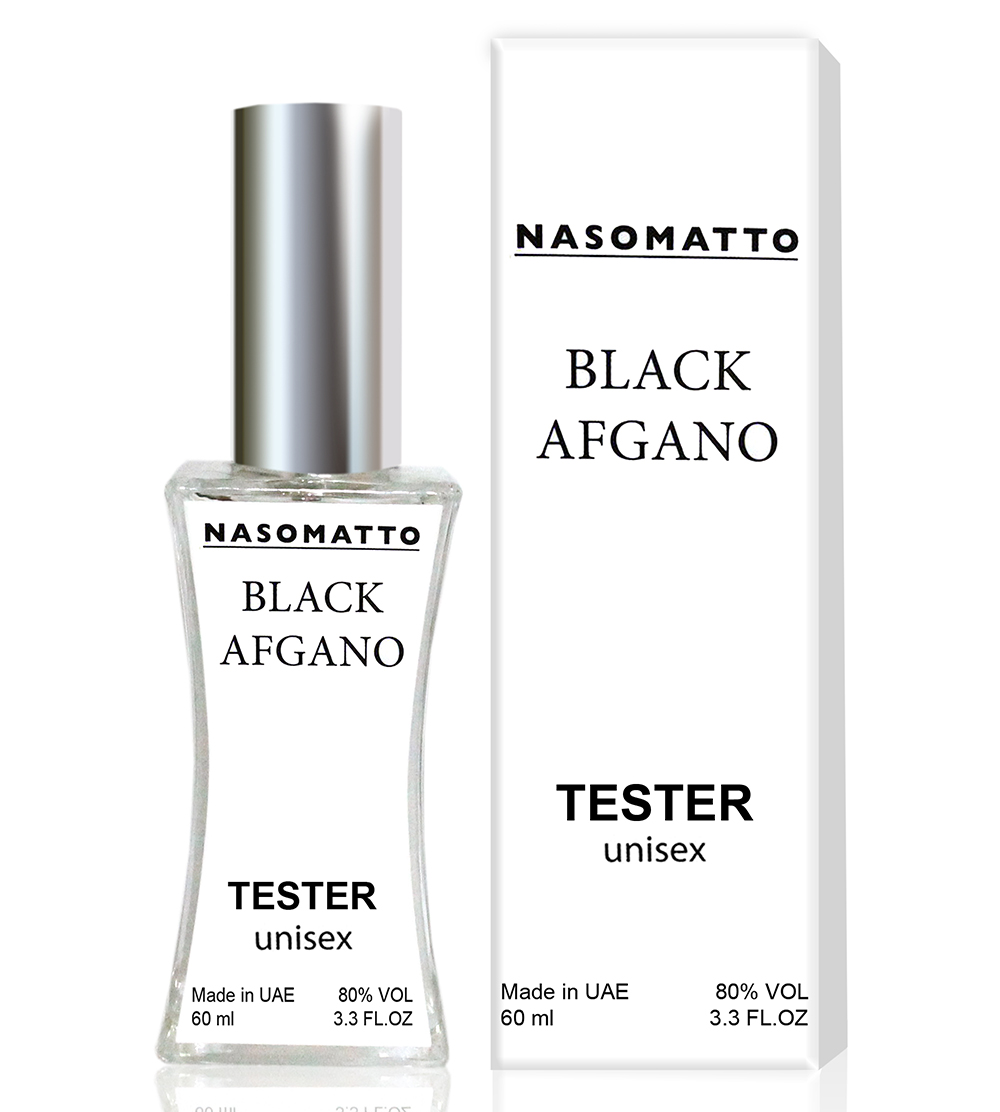 Тестер Nasomatto Black Afgano (edp 60ml)