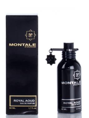 Парфюмированная вода Montale Royal Aoud для мужчин и женщин  - edp 50 ml