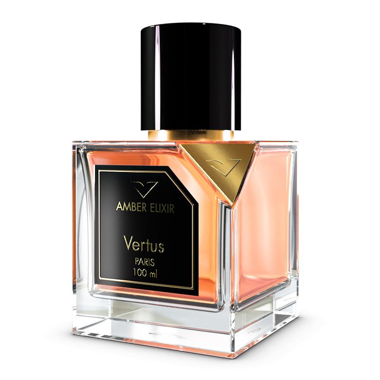 Парфюмированная вода Vertus Amber Elixir для мужчин и женщин  - edp 100 ml