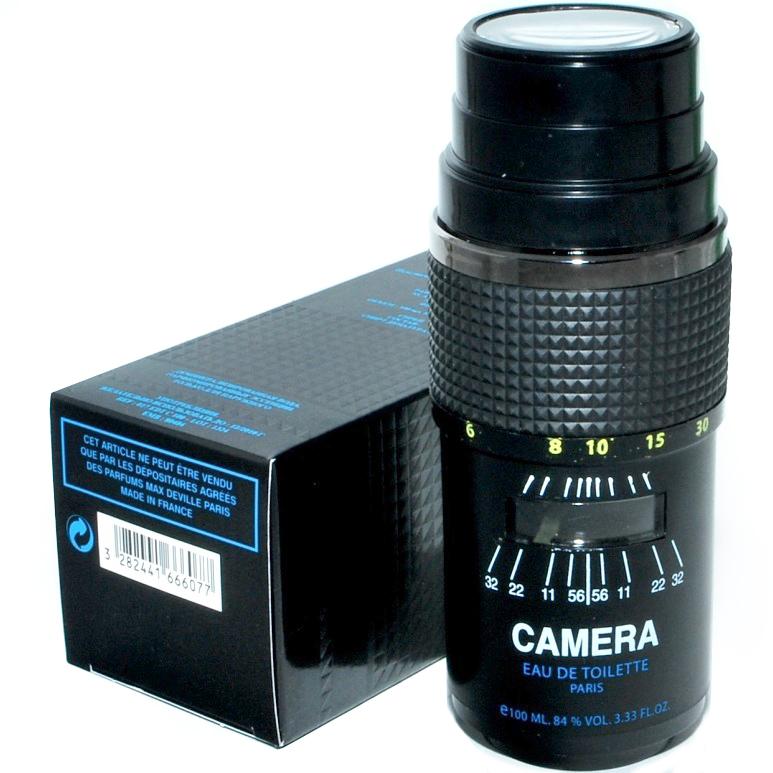 Туалетная вода Max Deville Camera Noir для мужчин  - edt 100 ml