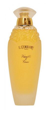 Туалетная вода E. Coudray Vanille Et Coco для женщин  - edt 100 ml tester