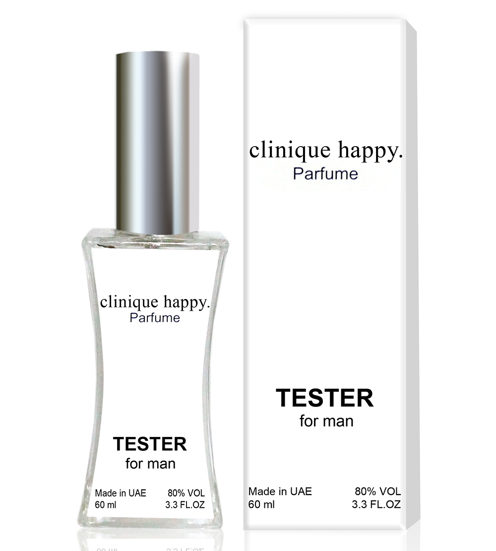 Тестер Clinique Happy for men (edp 60ml)