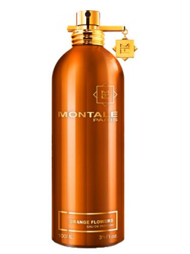 Парфюмированная вода Montale Orange Flowers для мужчин и женщин  - edp 100 ml tester