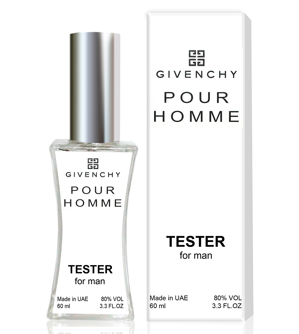 Тестер Givenchy Pour Homme (edp 60ml)