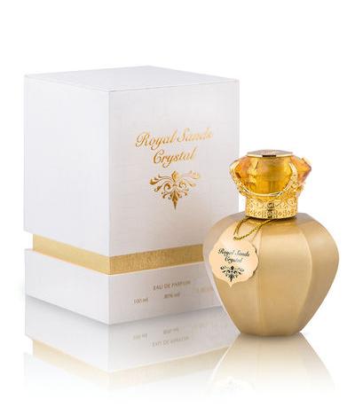 Парфюмированная вода The House Of Luxury Attars Royal Sands Crystal для женщин  - edp 100 ml
