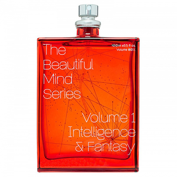 Туалетная вода Escentric Molecules The Beautiful Mind Series Vol.1 Intelligence & Fantasy для мужчин и женщин (оригинал) - edt 100 ml tester